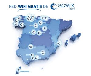 Red Wi-Fi en España de Gowex
