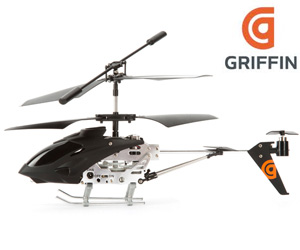 Griffin TC Helo helicóptero iPhone