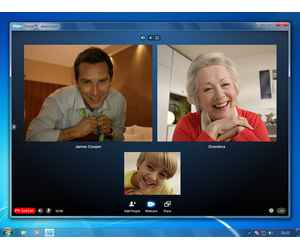 Skype videomensajería