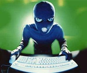 hacker ladrón