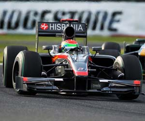 Hispania Racing Panda F1
