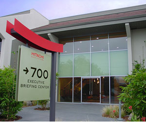 Sede de Hitachi Data Systems