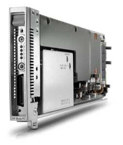 HP BladeSystem bc2800