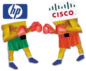 Cisco se une a HP