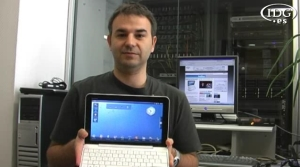 Smartbook Compaq Airlife 100 con Android