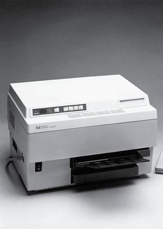 primer modelo impresora LaserJet HP 1984