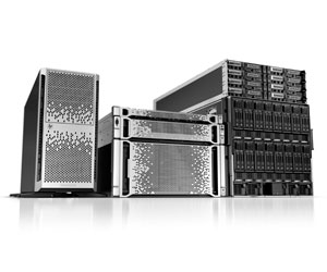 Servidores HP proliant Gen8