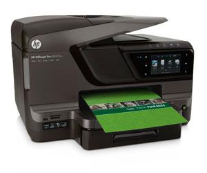 HP Retail Forum 2012 officejet