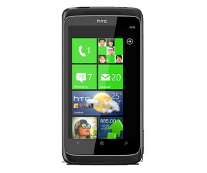 HTC Trophy, terminal con Windows Phone 7 comercializado en España por Vodafone