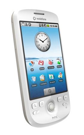 Teléfono Android de HTC