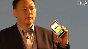 HTC da a conocer el rival de iPhone