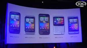 MWC: HTC presenta teléfonos con botón Facebook