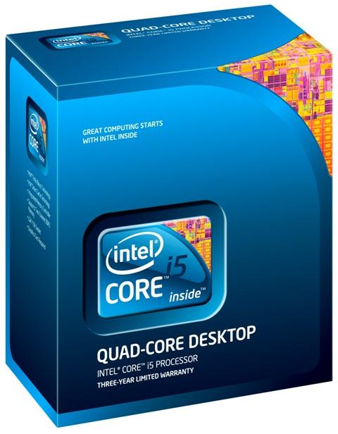 Intel Core i5 en caja