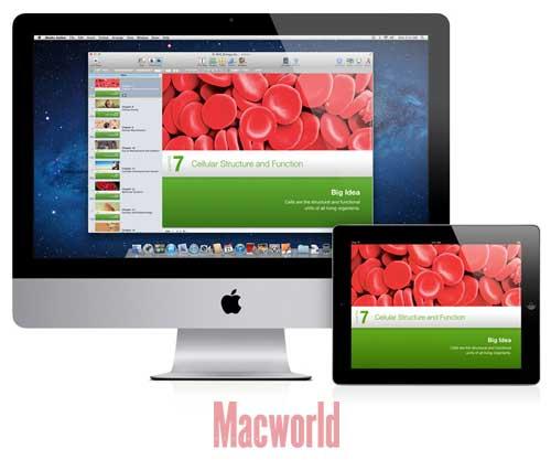 Apple presenta su herramienta de edición iBooks Author