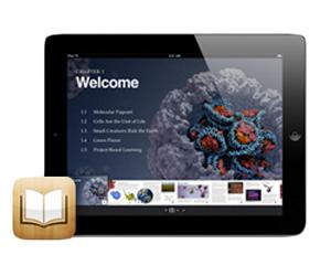 Apple presenta iBooks 2 y reinventa los libros de texto electrónicos