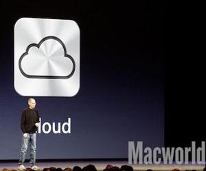 Jobs presenta iCloud