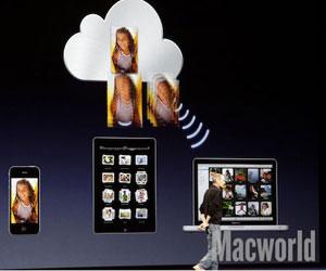 Jobs presenta Apple iCloud