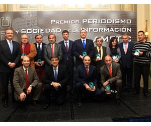 Premios AMETIC 2010: premiados y personalidades