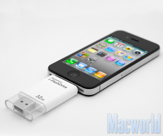 i-FlasDrive iOS PC Mac