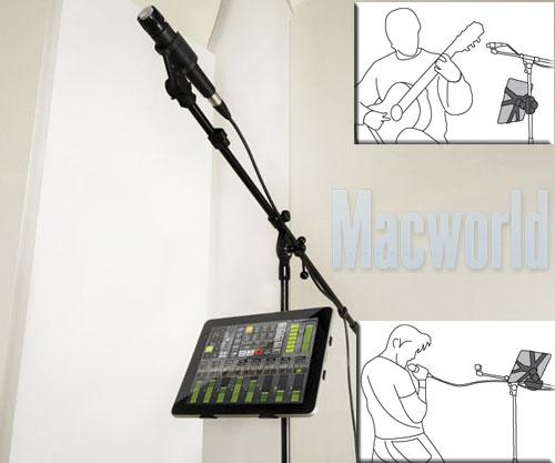 iKlip iPad iPad 2