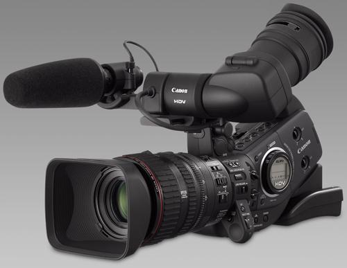 Canon XL H1S y XL H1A: videocámaras HD profesionales ...
