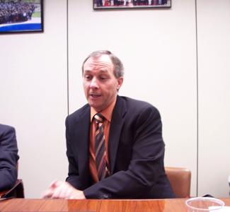 Greg Spierkel, CEO de Ingram Micro