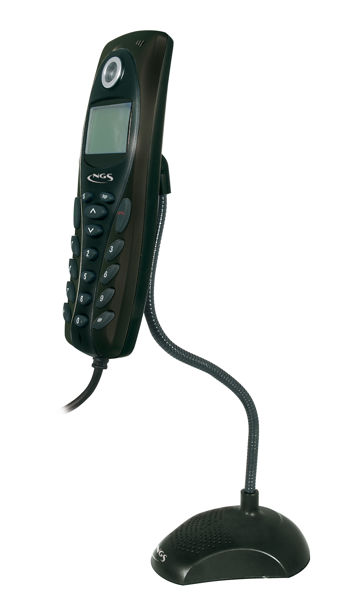 hablar por telefono con la pc: