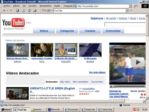 YouTube al servicio de su empresa
