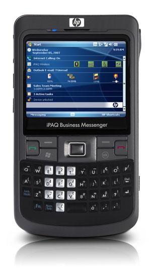 HP iPAQ 914 Business Messenger