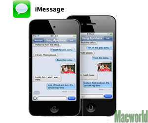 iMessage iOS 5