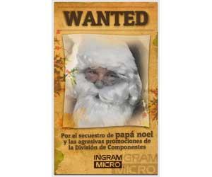 Ingram Micro Papa Noel