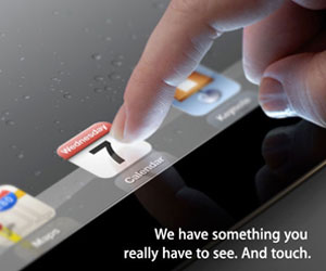 Samsung también cree que Apple lanzará un iPad mini durante 2012
