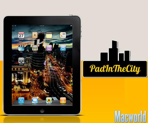 PadInTheCity iPad 2