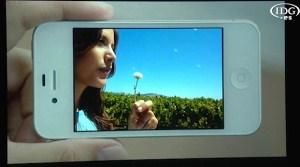 iPhone 4S y su control por voz