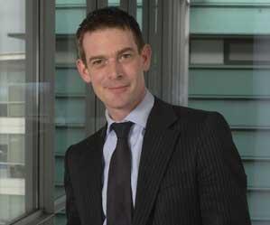 Jason Ellis, vicepresidente de ventas de canal para el mercado PYMES de Symantec EMEA