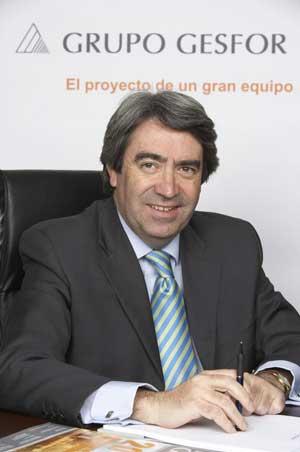 Jerónimo Sánchez, director nacional de operaciones de Grupo Gesfor