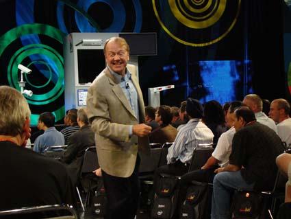 John Chambers, CEO de Cisco