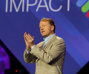 John Chambers, CEO de Cisco Systems