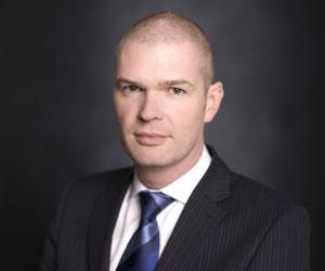 Johathan Martin, vicepresidente y director general de gestión de HP Comercial Solutions & Information Management de HP