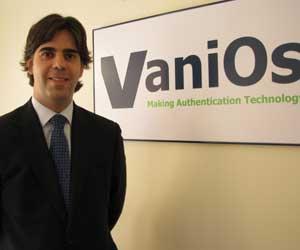 Jorge Urios, CEO de VaniOs