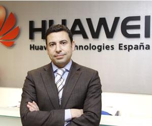 José Vizoso, responsable de Huawei Enterprise en España