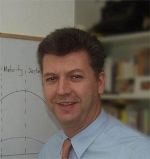 Juan Martín, director regional de mercados de alto rendimiento de Extreme Networks