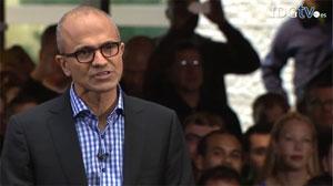 Las ventas empresariales de cloud impulsan los resultados de Microsoft