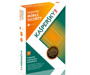 Kaspersky MObile Security smartphones