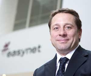 Koen Vanpraet, director mundial de Marketing y Ventas de Easynet Global Services