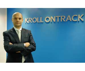 Nicholas Green, director general de Kroll Ontrack para Iberia