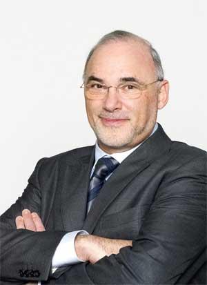 Leo Apotheker, CEO adjunto de SAP