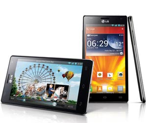 LG Optimus 4x HD quad-core