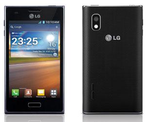 LG Optimus L5 smartphone