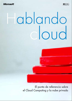 Libro Blanco del cloud computing Hablado Cloud